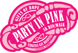 9th Annual Party in Pink 5K Run/Walk