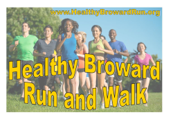 Healthy Broward Run and Walk