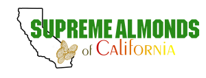 Supreme Almonds of California