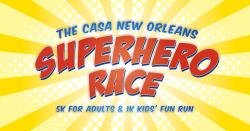 CASA New Orleans Superhero Race 2018