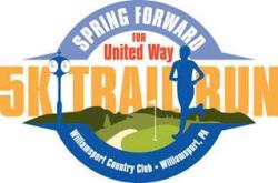 Spring Forward for United Way 5K Trail Run / Walk