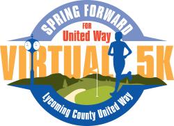 Spring Forward for United Way 5K VIRTUAL Run / Walk
