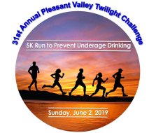 31st Annual Pleasant Valley Twilight Challenge 5K