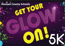Get Your Glow On 5K