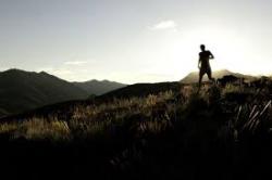 sun valley backcountry run
