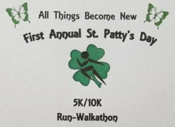St. Patty's Day 5K/10K Run & Walk