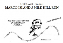 Marco 5 Mile Hill Run