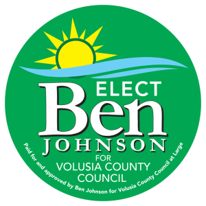 Elect Ben Johnson for Volusia County At Large