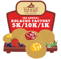 Kolache Factory Challenge 5K The The Color Run - Houston is a Obstacle/Adventure race in Houston, Texas consisting of a 5K Novelty Run (Short).