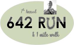 642 Run 5K & 1 Mile