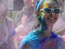 PRYC/Maine South National Honor Society 4th Annual COLOR RUN