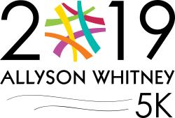 Allyson Whitney PEACE Love RUN 5k