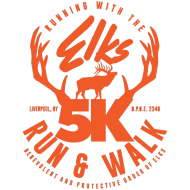 Running with the Elks 5K