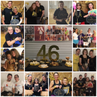 *Virtual* 6th Annual 46 Mile Ride (or 7 Mile Run/Walk) for Childhood Cancer Awareness