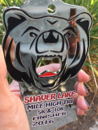"Shaver Lake ""Mile High"" Triathlon, Duathlon, 5k & 10k"