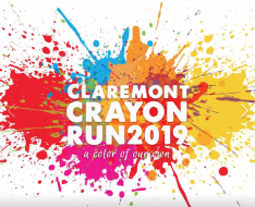 6th Annual Claremont Crayon Run
