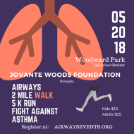 Airways 2 Mile Walk 5K Run