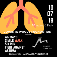 Airways 2 Mile Walk 5K Run