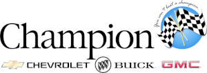 Champion Chevrolet Buick GMC