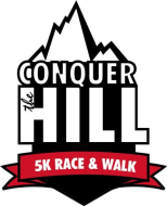 Conquer the Hill Virtual 5k Race and Walk