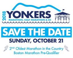 2018 Yonkers Marathon, Half Marathon & 5K