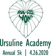 Ursuline Academy's Run/Walk for the Lions