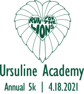 Ursuline Academy's 5k Run for the Lions