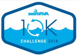 2018 SwimRVA 10K Challenge!