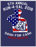 5th Annual Run-4- Val 5k