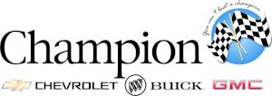Champion Cevrolet Buick GMC