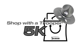 Shop with a Trooper 5K in LEspirit