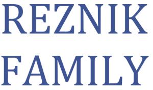 REZNIK FAMILY