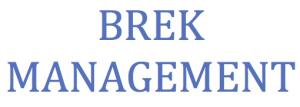 BREK MANAGEMENT