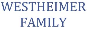 WESTHEIMER FAMILY