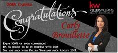 Carly Brouillette Realtor