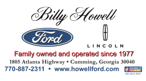 Billy Howell Ford