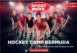 "The Bermuda Hockey Federation ""Sportsways"" Camp **Cancelled for 2020**"