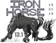 Iron Horse New Year's Eve Half-Marathon