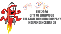 EDGEWOOD / TRI-STATE RUNNING COMPANY INDEPENDENCE DAY 5K RUN/WALK (Cancelled due to COVID)