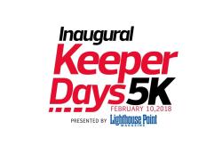Inaugural Keeper Day 5K