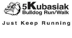 """5 """"K""""ubasiak Bulldog Run / Walk"""