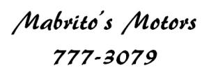 Mabrito's Motors