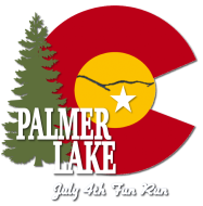 Palmer Lake July 4 Fun Run