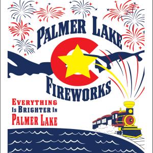 Palmer Lake Fireworks