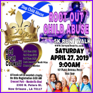 2019 ROOT OUT CHILD ABUSE 5K RUN/WALK