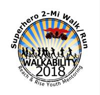 Superhero 2-Mile Walk/Run