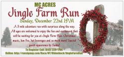 Jingle Farm Run