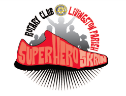 Rotary Club of Livingston Parish Superhero 5K Run