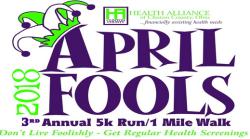 The Health Alliance of Clinton County Third Annual 5k Run and 1 Mile Walk