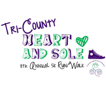 8th Annual Heart and Sole 5K Run/Walk